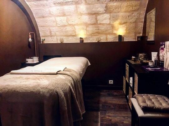Cabine soins épilations Calvin & Lane Bordeaux